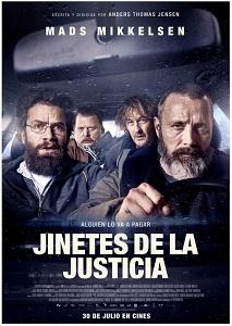 """Se estrena """"Jinetes de la justicia"""", coescrita y dirigida por Anders Thomas Jensen"""