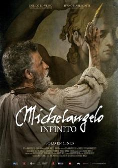 """""""Michelangelo infinito"""", dirigida por Emanuele Imbucci, llega a los cines por tiempo limitado"""