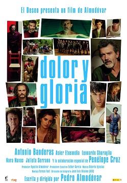 """""""Dolor y Gloria"""", escrita y dirigida por el manchego Pedro Almodóvar, película con claros matices autobiográficos"""