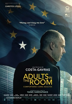 "Se estrena ""Adults in the room"", escrita y dirigida por Costa-Gavras, basada en hechos reales"