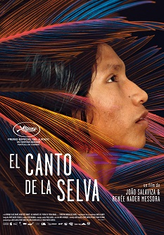 """Se estrena la película brasileña """"El canto de la selva"""", coproducida, coescrita y codirigida por Joao Salaviza y Renée Nader Messora"""