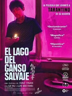 """Se estrena """"El Lago del Ganso Salvaje"""", escrita y dirigida por Diao Yinan, fascinante y trepidante thriller del prestigioso cineasta chino"""