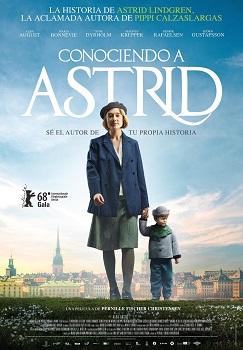 """Se estrena """"Conociendo a Astrid"""", coescrita y dirigida por Pernille Fischer Christensen"""