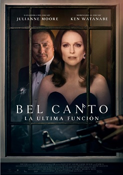 """""""Bel canto. La última función"""", coescrita, coproducida y dirigida por Paul Weitz"""