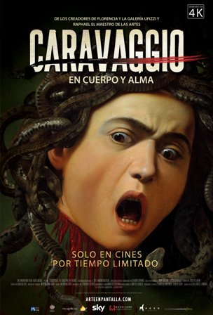 Caravaggio, en cuelpo y alma