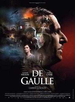 """Después de varios aplazamientos, se estrena la película """"De Gaulle"""", coescrita y dirigida por Gabriel Le Bomin"""