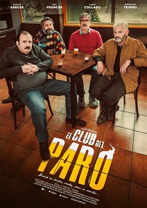 "Se estrena la comedia, ""El club del paro"", de David Marqués, una divertida historia lineal y común"