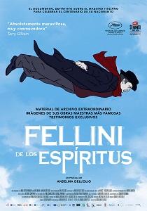 """Se estrena el viernes día 22 en cines y en Sala Virtual de Cine """"Fellini de los espíritus"""", dirigida por Anselma Dell'Olio"""