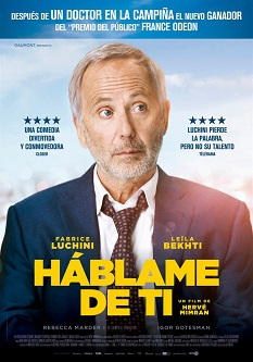"""Se estrena """"Háblame de ti"""", escrita, adaptada y dirigida por Hervé Mimran"""