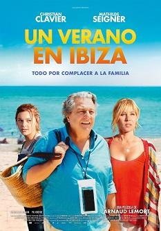 """Se estrena """"Un verano en Ibiza"""", coescrita y dirigida por Arnaud Lemort, refrescante comedia francesa"""
