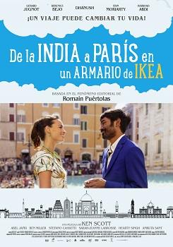 """Se estrena """"De la India a París en un armario de Ikea"""", dirigida por Ken Scott"""