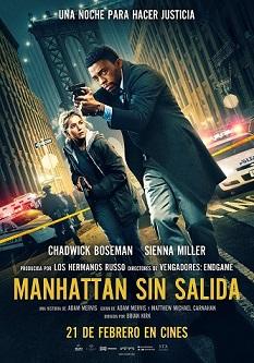 """Se estrena """"Manhattan sin salida"""", dirigida por Brian Kirk, thriller de acción trepidante"""