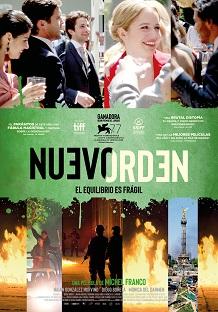 """Se estrena """"Nuevo orden"""", coproducida, escrita y dirigida por Michel Franco"""