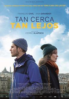 """Se estrena """"Tan cerca, tan lejos"""", coescrita y dirigida por Cédric Klapisch, una romántica comedia francesa"""