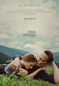 """""""Vida oculta (A hidden life)"""", escrita y dirigida por Terrence Malick, drámatica e impactante"""
