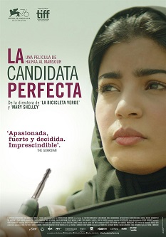 """Se estrena la película """"La candidata perfecta"""", coproducida, coescrita y dirigida por Haifaa Al Mansour"""