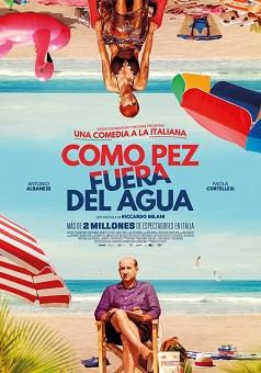 """Se estrena """"Como pez fuera del agua"""", coescrita y dirigida por Riccardo Milani"""