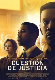 """Se estrena """"Cuestión de Justicia"""", coescrita y dirigida por Destin Daniel Cretton"""