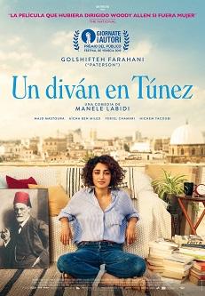 Se estrena 'Un diván en Túnez', escrita y dirigida por Manele Labidi