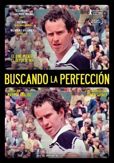 """Se estrena el documental """"Buscando la perfección"""", escrita y dirigida por Julien Faraut, el tenista John McEnroe, en acción"""
