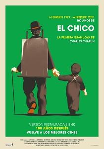 """El viernes día 5 se presenta """"El chico"""", justo 100 años después de su estreno y en versión restaurada en 4K"""