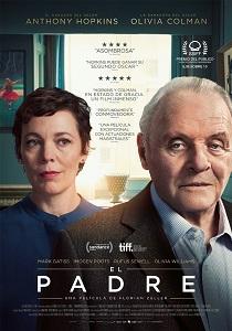 """Se estrena """"El padre"""", coescrita y dirigida por Florian Zeller, su protagonista, Anthony Hopkins, se postula al Oscar"""