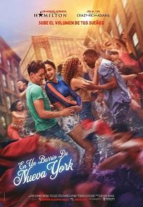 """Se estrena el musical """"En un barrio de Nueva York"""", dirigida por Jon M. Chu"""