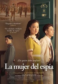 """Se estrena """"La mujer del espía"""", coescrita y dirigida por Kiyoshi Kurosawa"""