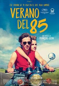 """Llega """"Verano del 85"""", escrita y dirigida por François Ozon, adaptación libre de la novela"""