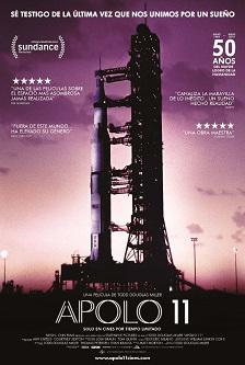 """Se estrena en cines, sólo los días del 16 al 20 de julio, el documental """"Apolo 11"""", dirigido por Todd Douglas Miller"""