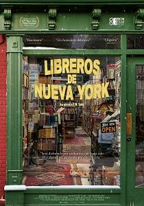 """""""Libreros de Nueva York"""", dirigida por D. W. Young, una carta de amor a la cultura del libro"""