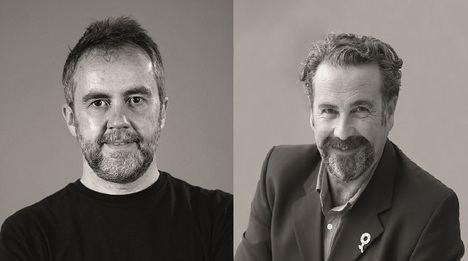 Conrado Castillo y Nacho Villoch: