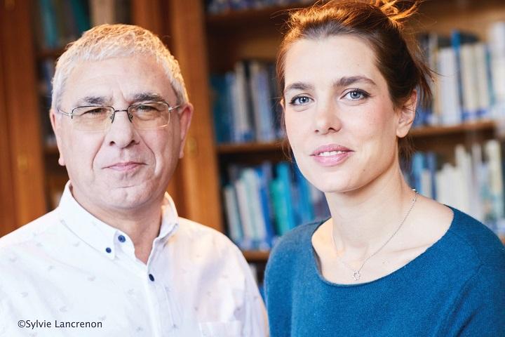 Charlotte Casiraghi y Robert Maggiori