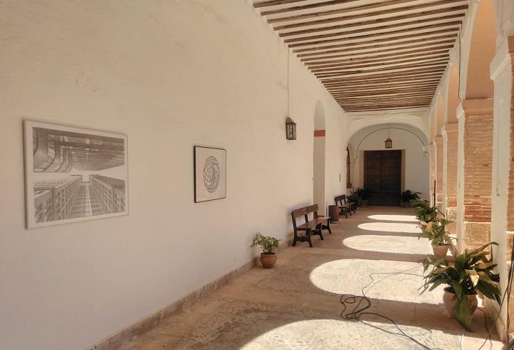 Claustro del Real Convento de Santo Domingo