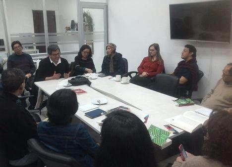 """""""Club de Lectura del Fondo"""", de Quito, Ecuador"""