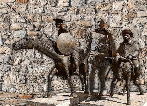Más de cinco años difundiendo la tradición cervantina de Alcázar de San Juan