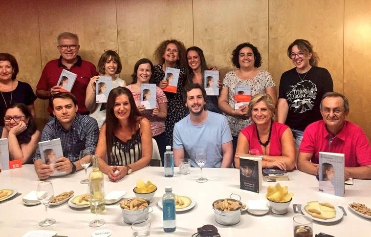 Blogueros con Federico Axat