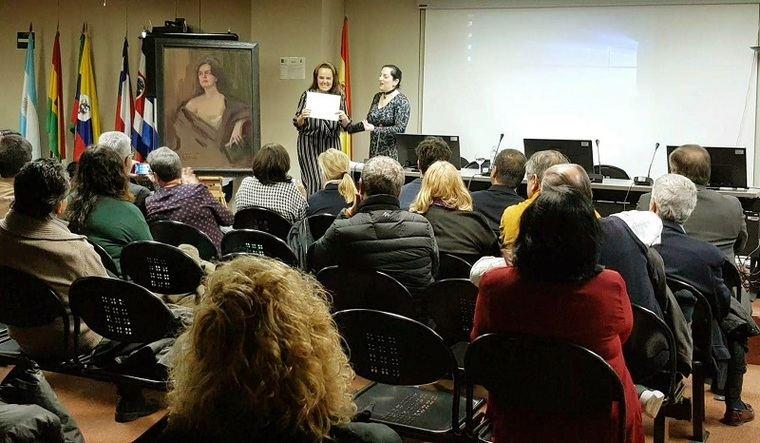 Concurso literaria Ángel Ganivet 2018