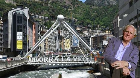 Se anuncia el Primer Congreso de escritores de novelas de espionaje en Andorra