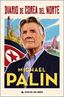 El componente de los Monty Phyton Michael Palin publica