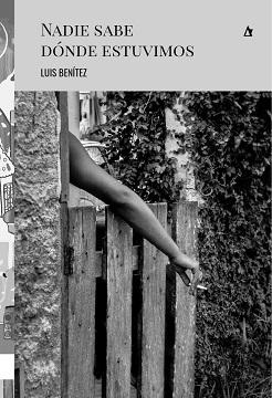 """""""Nadie sabe dónde estuvimos"""", de Luis Benítez"""