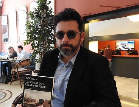 """Entrevista a J. P. Cuenca: """"El gobierno de Brasil trata a la cultura como su enemigo"""""""