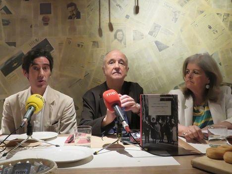 """Presentación de """"Días como aquellos, Granada 1924. Juan Ramón Jiménez y Federico García Lorca"""", de Alfonso Alegre Heitzmann"""