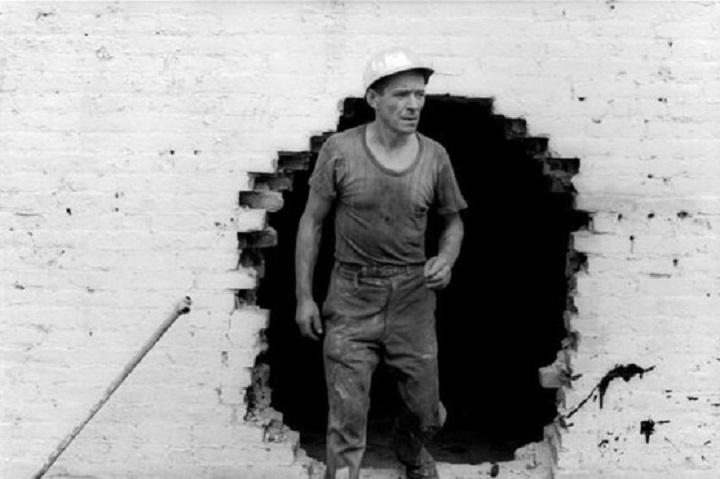 Exposición 'La destrucción del Bajo Manhattan'