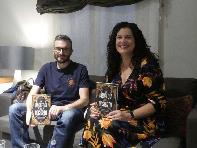 David Zaplana y Ana Ballabriga