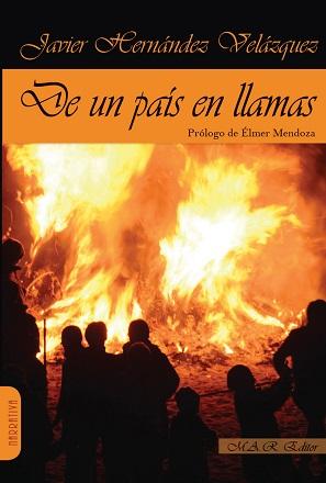 Javier Hernández Velázquez publica su novela