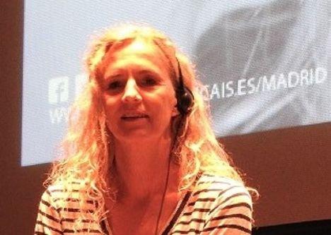 """Delphine de Vigan: """"Lo que más me interesa como novelista es explorar los sentimientos"""""""
