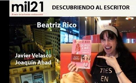 Conversación con la actriz y escritora Beatriz Rico