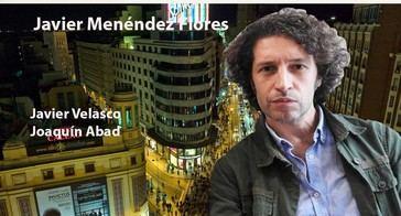Javier Menéndez Flores, autor de Todos Nosotros