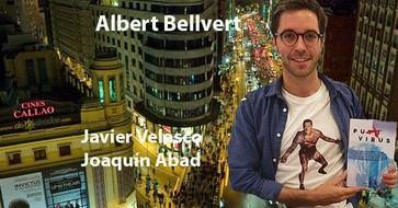 Alber Bellvert, autor de Puto Virus